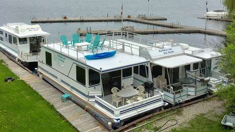 Rideau Lake Houseboat Rentals 15 Water St. Portland, Ontario (613)8137653 ( over 20 years in busines